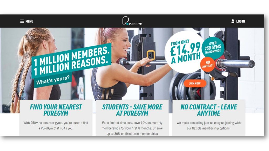 The Ultimate Fitness Website Design Guide For Gyms Personal Trainers
