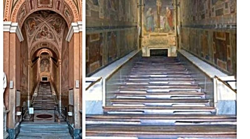 escalera-santa-roma