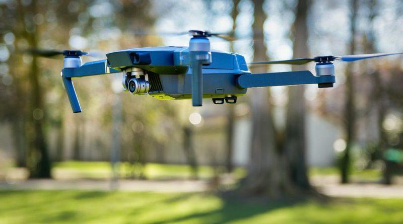 lado oscuro del dron