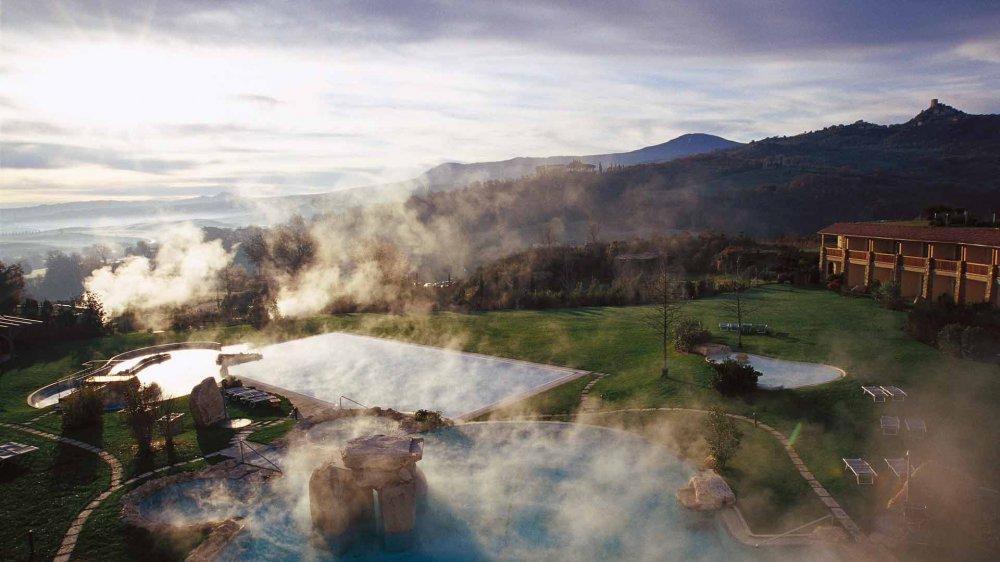 Hotel ADLER THERMAE Toscana Toscana