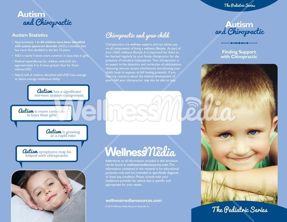 Chiropractic Autism Brochure