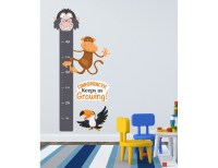 Chiropractic Monkey Wall Art