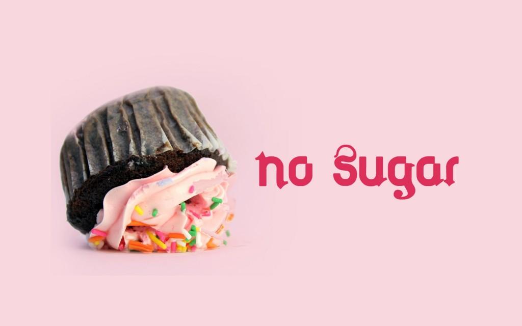 no sugary foods