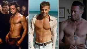 Brad Pitt's 'Fight Club' workout