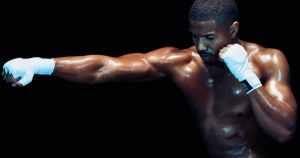 michael b jordan creed workout