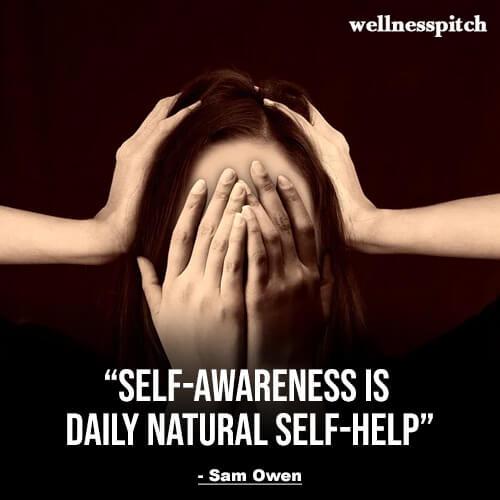 self awareness is daily natural self help