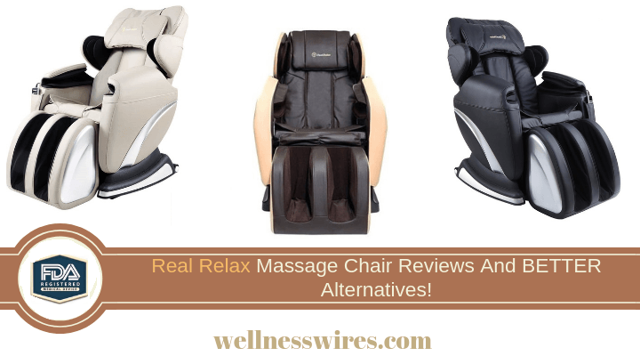 massage chairs reviews outdoor chair and ottoman cushions real relax 2018 better alternatives realrelax