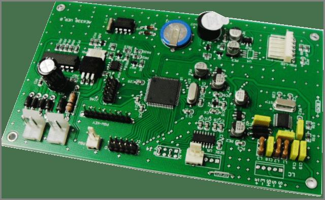 Printed Circuit Board By Boilerpartscenter