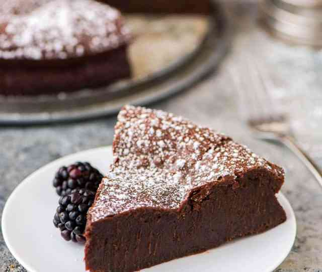 The Best Flourless Chocolate Torte Easy Impressive And So Decadent Perfect For