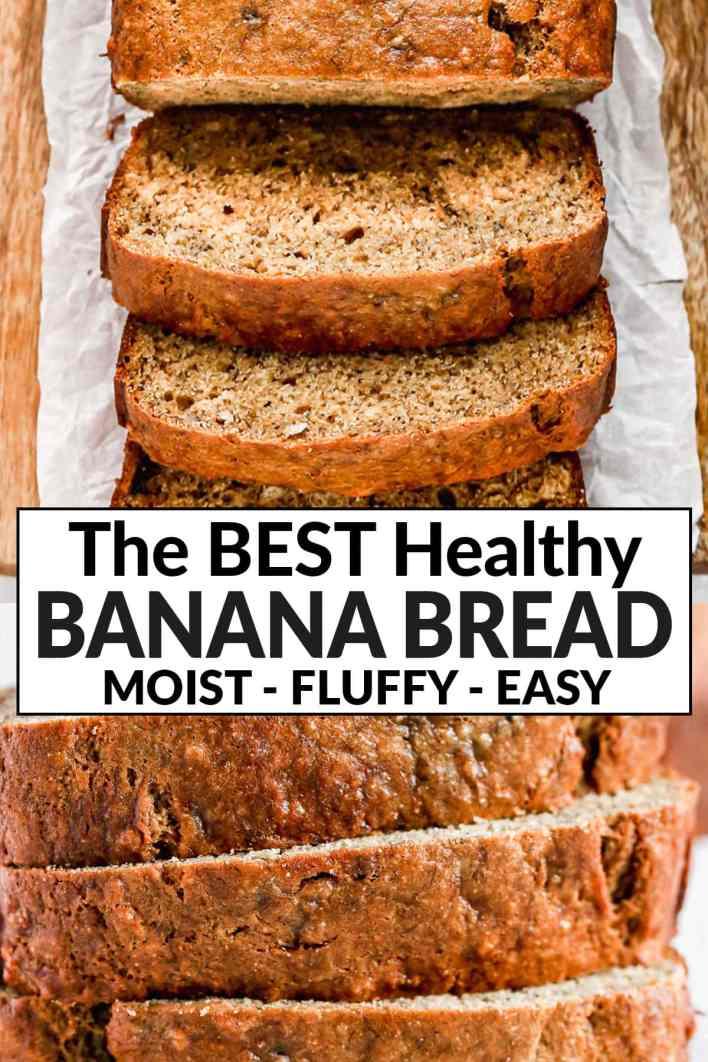Healthy Banana Bread Best Ever Dermolios Eu
