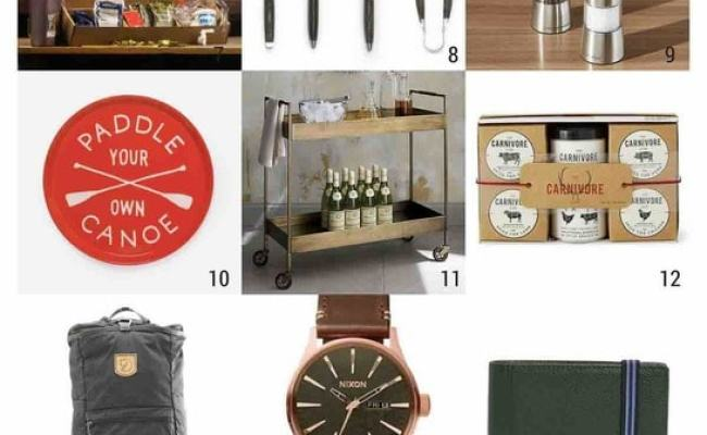 25 Unique Gift Ideas For Your Husband Dad Boyfriend And