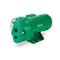 Fe Myers HR50D Convertible Deep Well Jet Pumps, 1/2 HP, Cast Iron