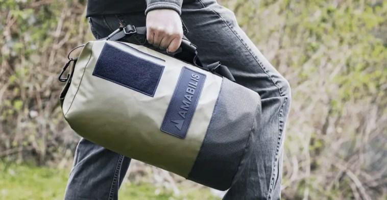 durable amabilis duffel