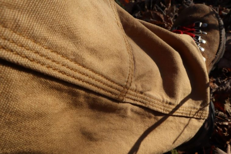 Carhartt pants review quality stitching