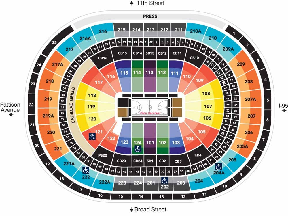 Msg Seat Map Knicks Wallseatco