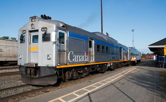 Canada Coast To Coast By Train A Bucket List Item