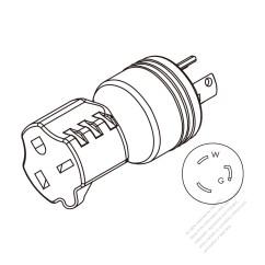 L14 30p To L6 30r Wiring Diagram 95 Ford F150 Ignition Nema L21 L15