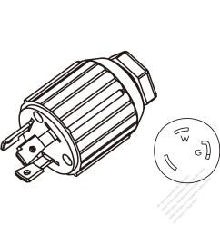 nema l5 125v wiring diagram wiring diagram basicusa canada twist lock nema l5 30p  [ 1280 x 1280 Pixel ]