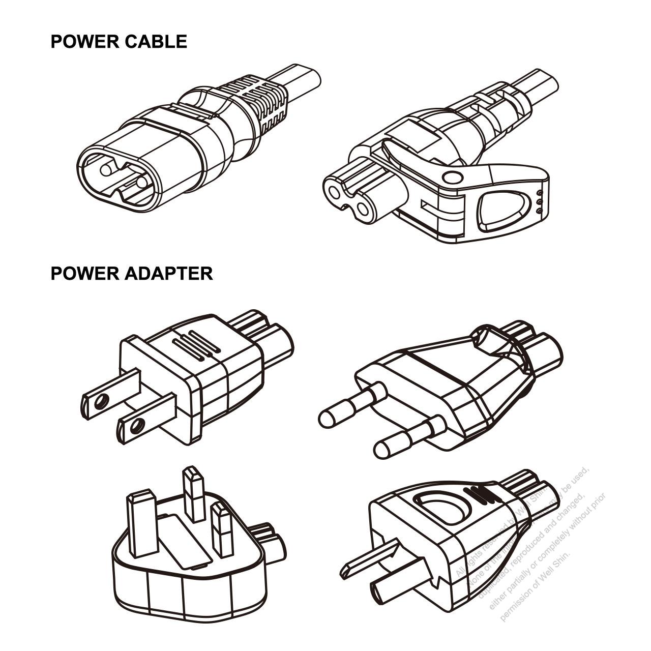 3a 250v Plug