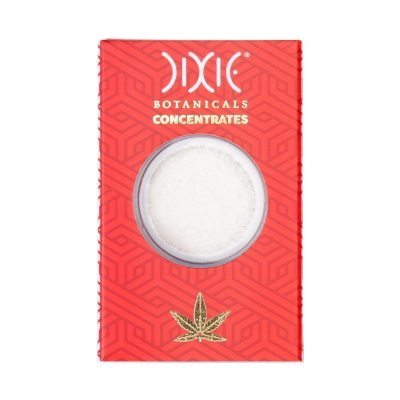 dixie cbd isolate