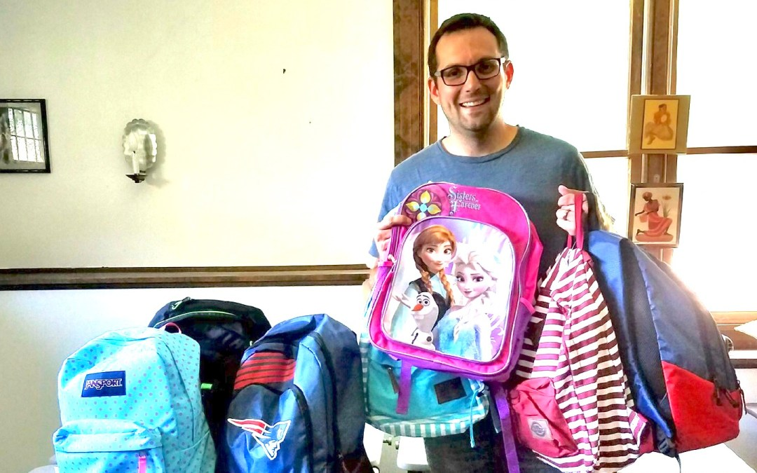 More Than 40 Kids Will Return to School Prepared Thanks to Wellspring Supporters