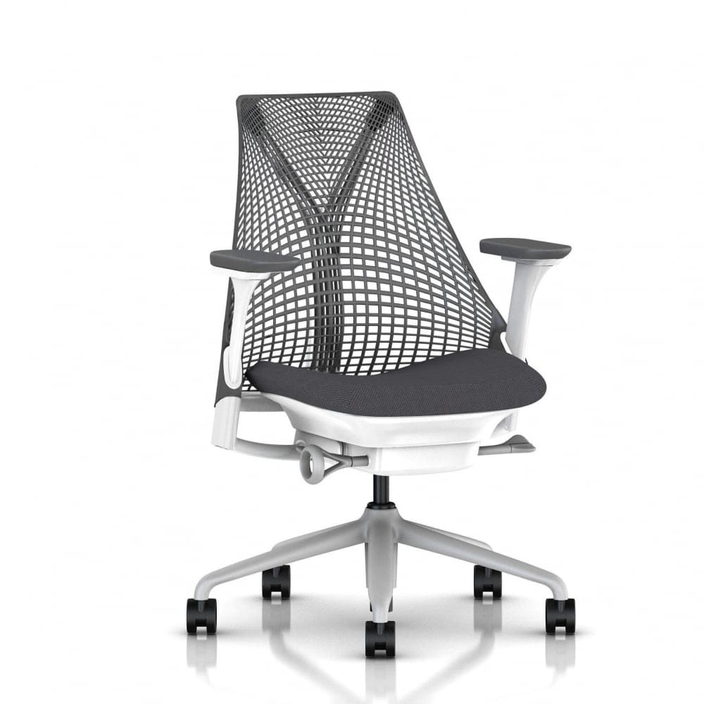 sayl chair review wrought iron rocking herman miller