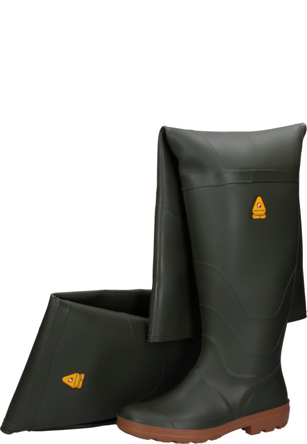 Nora -river- Thigh Waders - High-quality Wellington Boot