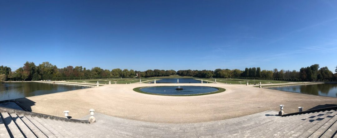 chantilly jardins