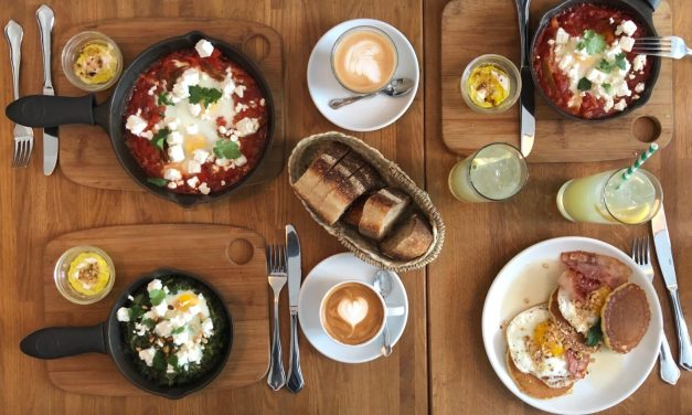 Brunch à Paris, le Café Méricourt