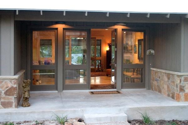 Ranch Home Front Door Ideas