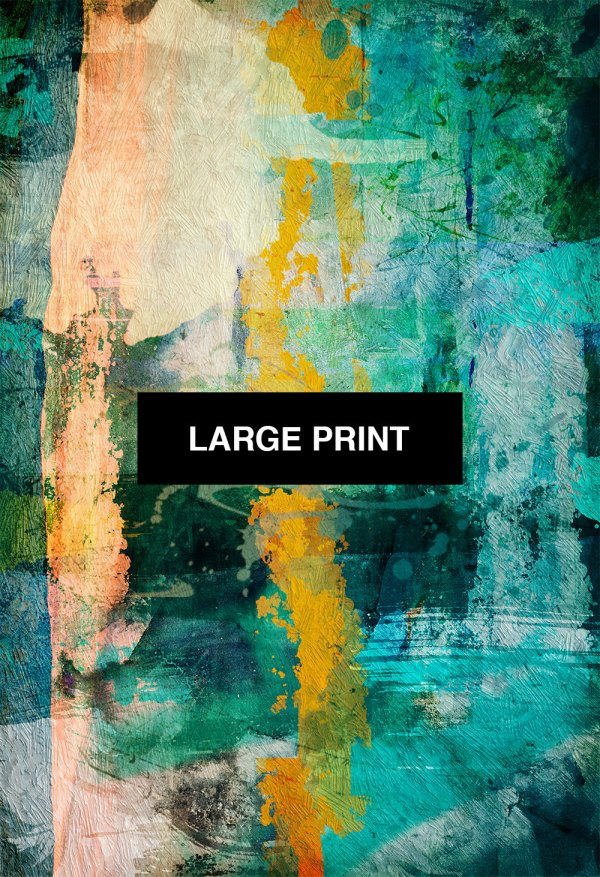 Abstract Art Print Decor Modern Giclee