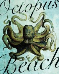 Octopus Print Vintage Nautical Decor Ocean Wall Art ...