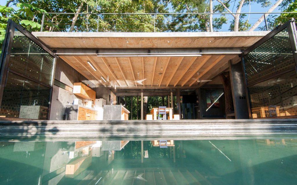 Price Reduced Contemporary Tree House  Playa Carrillo