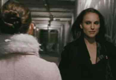 Black Swan Bedroom Scene