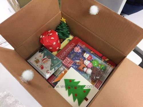 [聖誕節] DIY 紙杯做禮物包裝盒 | We Love DIY 手創玩家