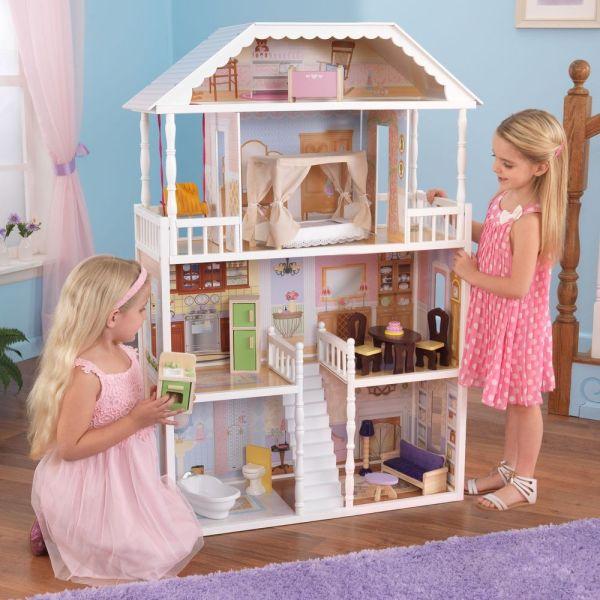 Fisher Dollhouse