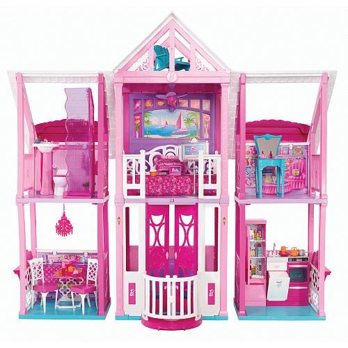 Barbie Dreamhouse Features