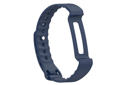 Silicone Watch Strap for Huawei Honor A2 Blue