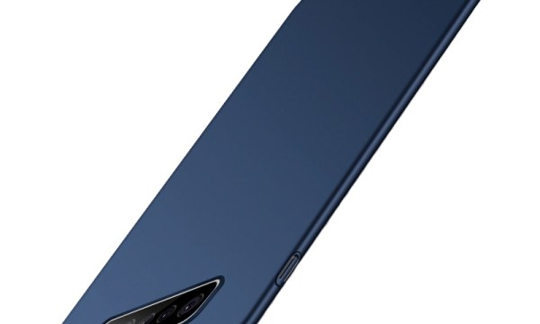 Blue Ultra Thin Cover for Samsung Galaxy S10 Plus