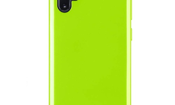 Jelly Cover Galaxy Note 10 Plus Lime Green