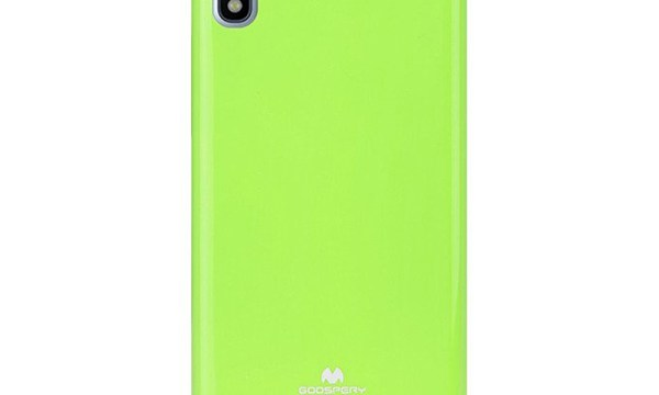 Jelly Cover Galaxy A10 Lime Green