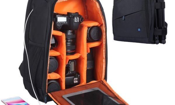 Outdoor Should Backpack Camera Bag