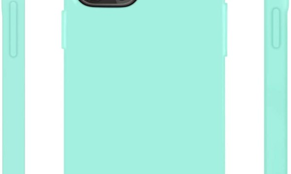 "Soft Feeling Cover iPhone 12 Pro Max 6.7"" Mint"