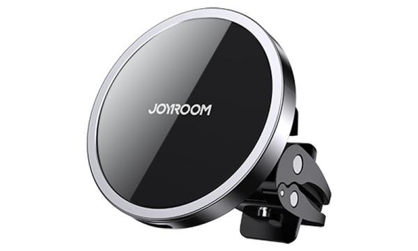 Joyroom Magnetic Wireless Magsafe Car Charger For iPhone 12 Series