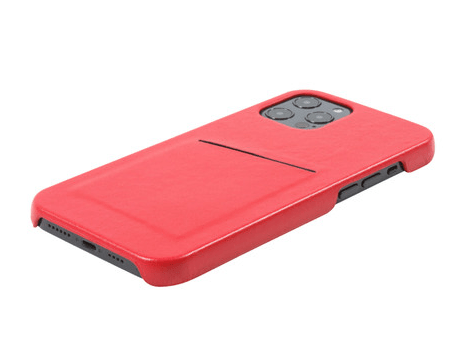 Leather Cover With Card Slot iPhone 12