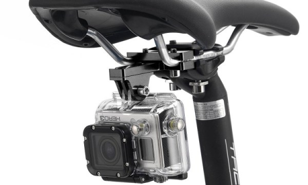 Puluz Bicycle Seat Camera Mount For Action Cameras