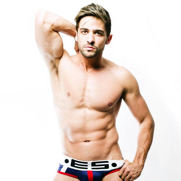 Vinicius Guervich male model brasil