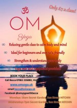 OM Yoga Hitchin