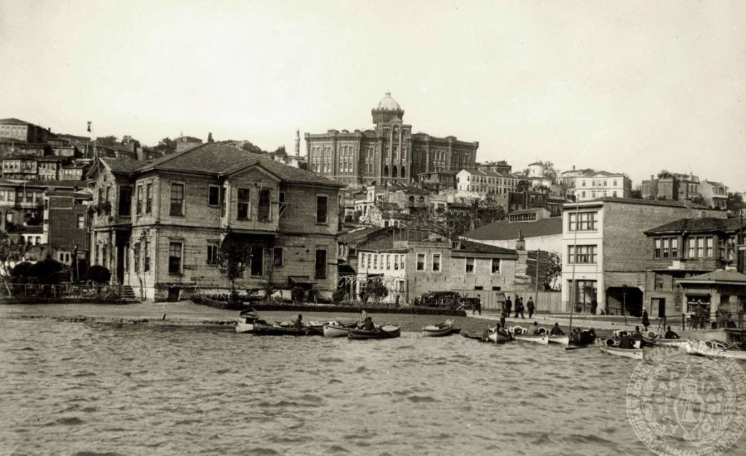1910s Istanbul Phanar Greek Orthodox College