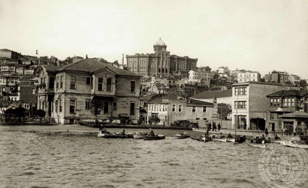 1910s Istanbul Phanar Greek Orthodox College